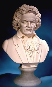 Ludwig bust
