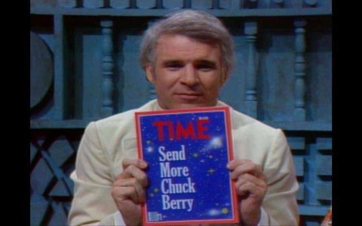 Send More Chuck Berry