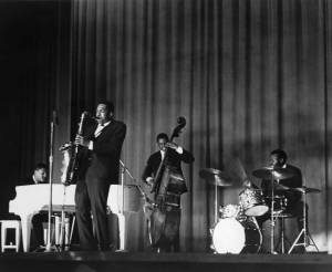 Classic Coltrane Quartet