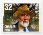 charles ives stamp