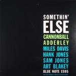 Adderley - Somethin Else (front)