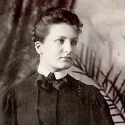 Alma Schindler Mahler