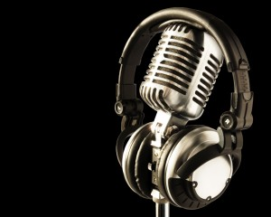 microphone headphone
