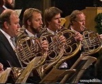 Viennese horn section