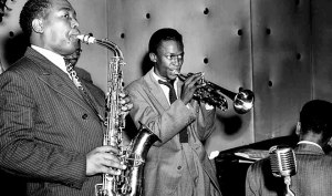 William-Gottlieb-Charlie-Parker-and-Miles-Davis-1947