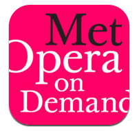 Met Opera on Demand LogoSM