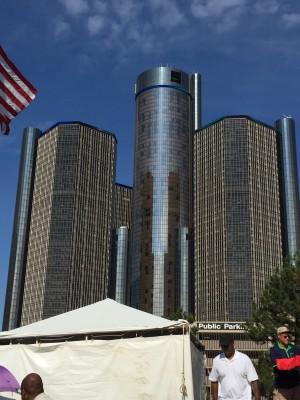 2015 Detroit Jazz Festival, MuggyMonday