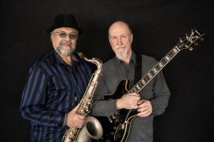 Joe Lovano and John Scofield